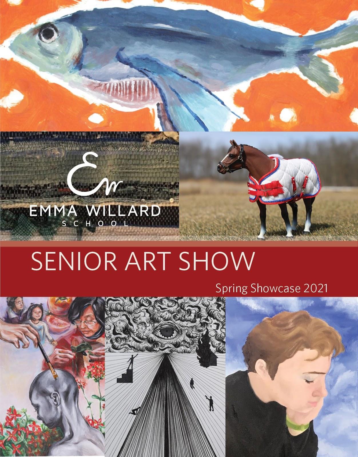 Emma Willard School Senior Art Show