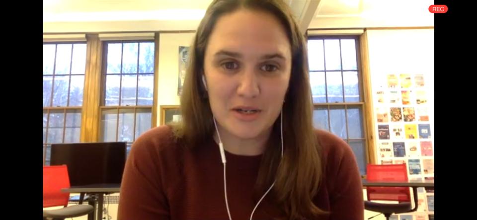 Alumnae Discuss Climate Change, Inaugural Eunice Newton Foote Climate Talk