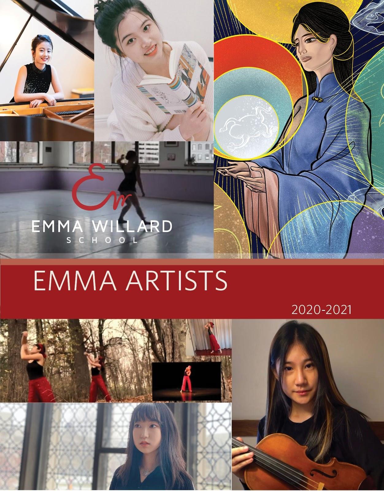 Emma Willard School Emma Artists Showcase