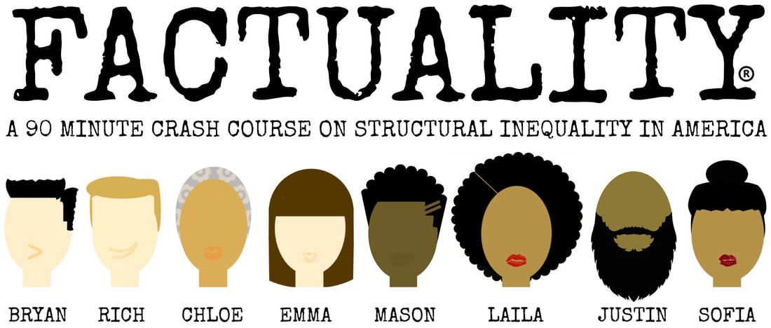 Just the FACTS: A Crash Course on Structural Inequality in America